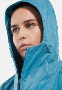 The North Face - WOMENS FANORAK - Veste coupe-vent - blue - 2