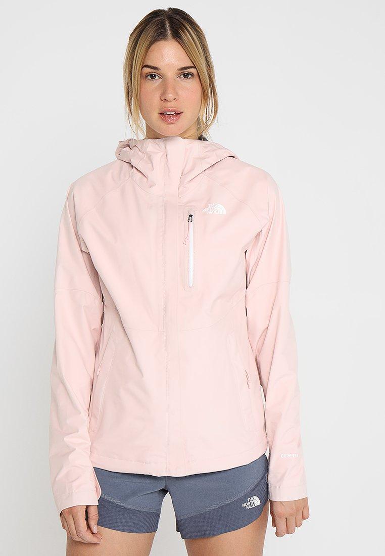 The North Face - DRYZZLE - Hardshell jacket - pink salt