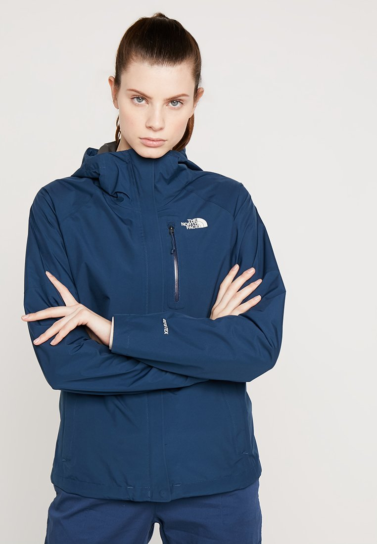 The North Face - DRYZZLE - Hardshell jacket - blue wing teal