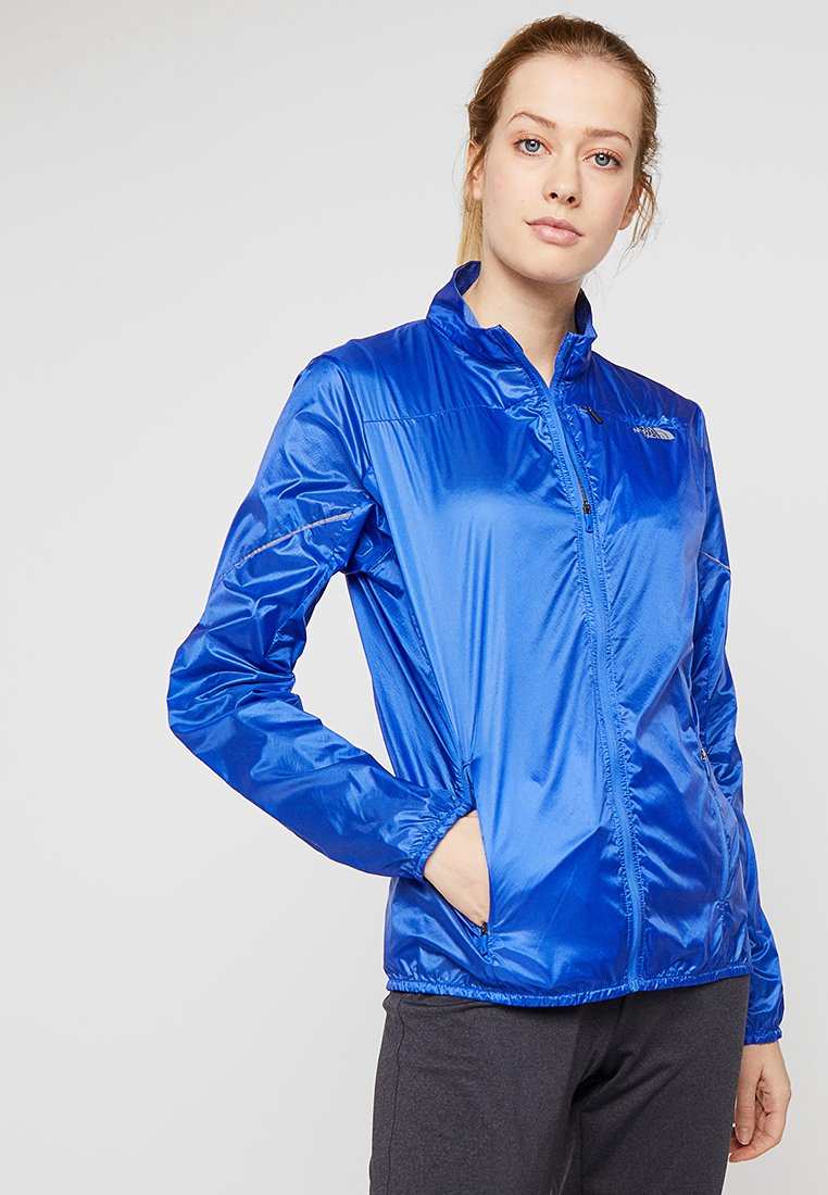 The North Face - FLIGHT  - Veste imperméable - dazzling blue