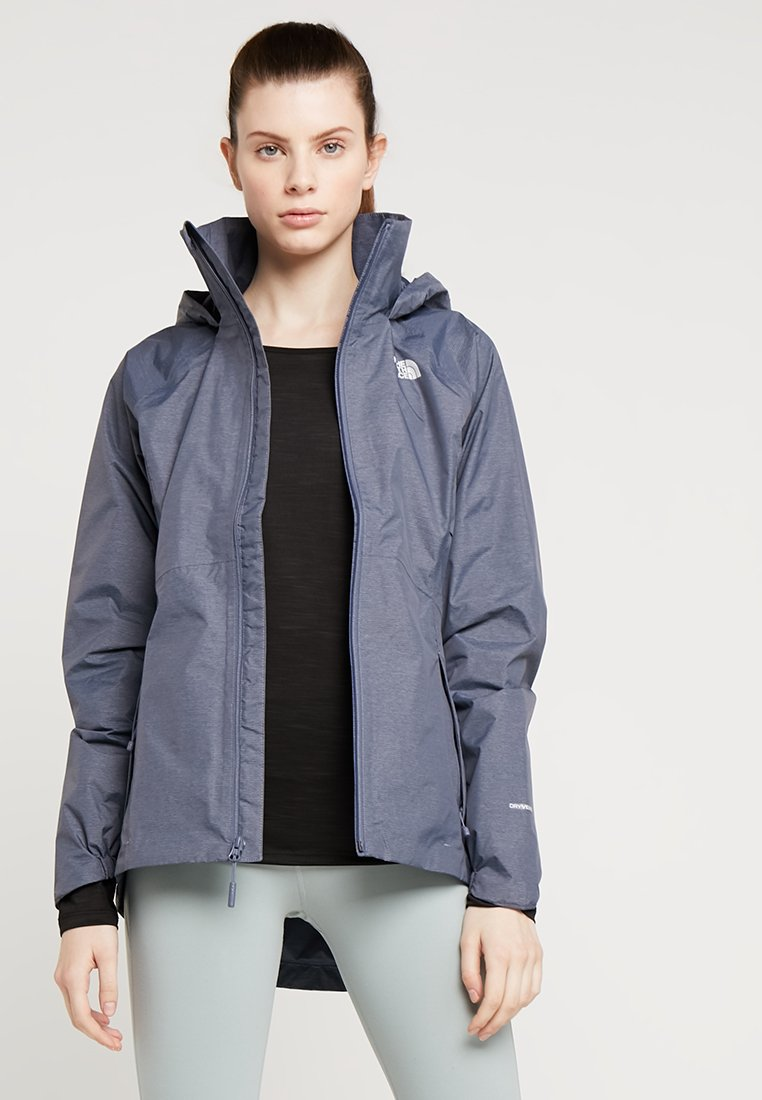The North Face - INLUX DRYVENT - Chaqueta Hard shell - grisaille grey