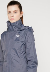 The North Face - INLUX DRYVENT - Hardshell jacket - grisaille grey - 3