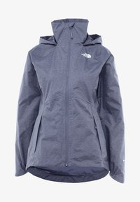 The North Face - INLUX DRYVENT - Hardshell jacket - grisaille grey - 5