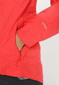 The North Face - INLUX DRYVENT - Hardshell jacket - juicy red/white - 6
