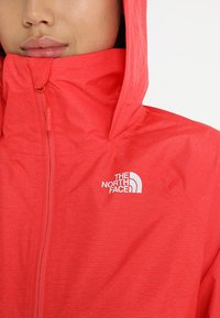 The North Face - INLUX DRYVENT - Hardshell jacket - juicy red/white - 8
