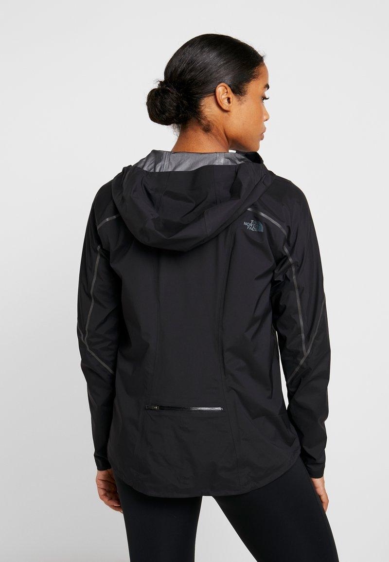 The North Face W FLIGHT FUTURELIGHT JACKET - Hardshell jacket - black