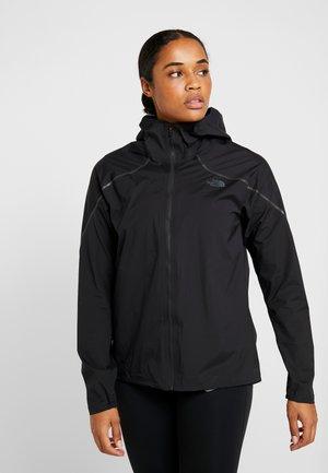 W FLIGHT FUTURELIGHT JACKET - Hardshell jacket - black