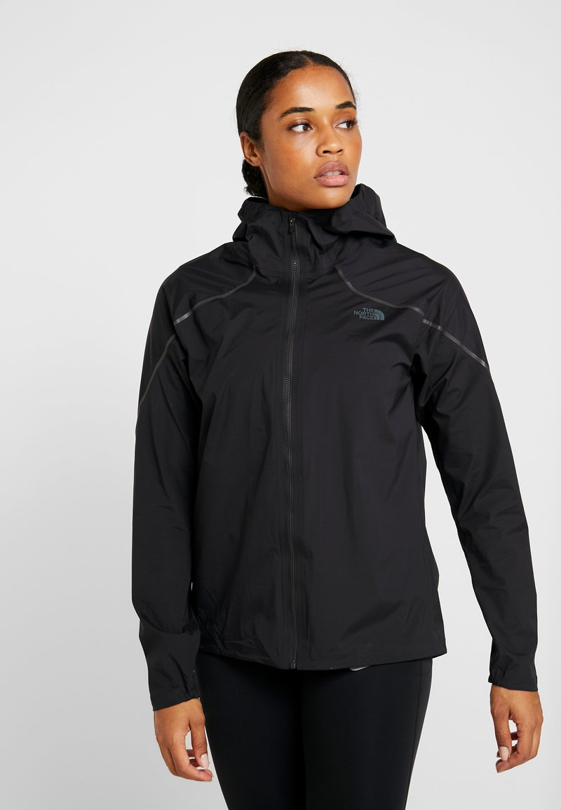 The North Face - WOMEN'S FLIGHT FUTURELIGHT™ JACKET - Hardshellová bunda - black