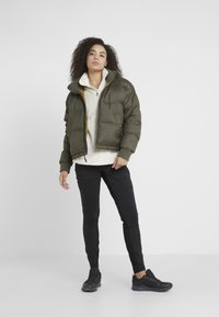 The North Face - PARALTA PUFFER - Doudoune - new taupe green/british khaki - 1