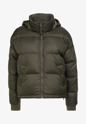 PARALTA PUFFER - Down jacket - new taupe green/british khaki