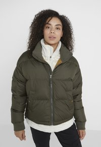 The North Face - PARALTA PUFFER - Doudoune - new taupe green/british khaki - 0