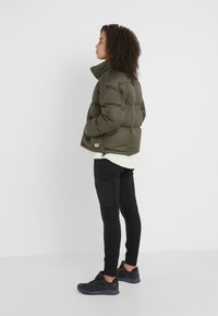 The North Face - PARALTA PUFFER - Doudoune - new taupe green/british khaki - 3