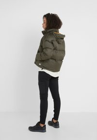 The North Face - PARALTA PUFFER - Doudoune - new taupe green/british khaki - 2