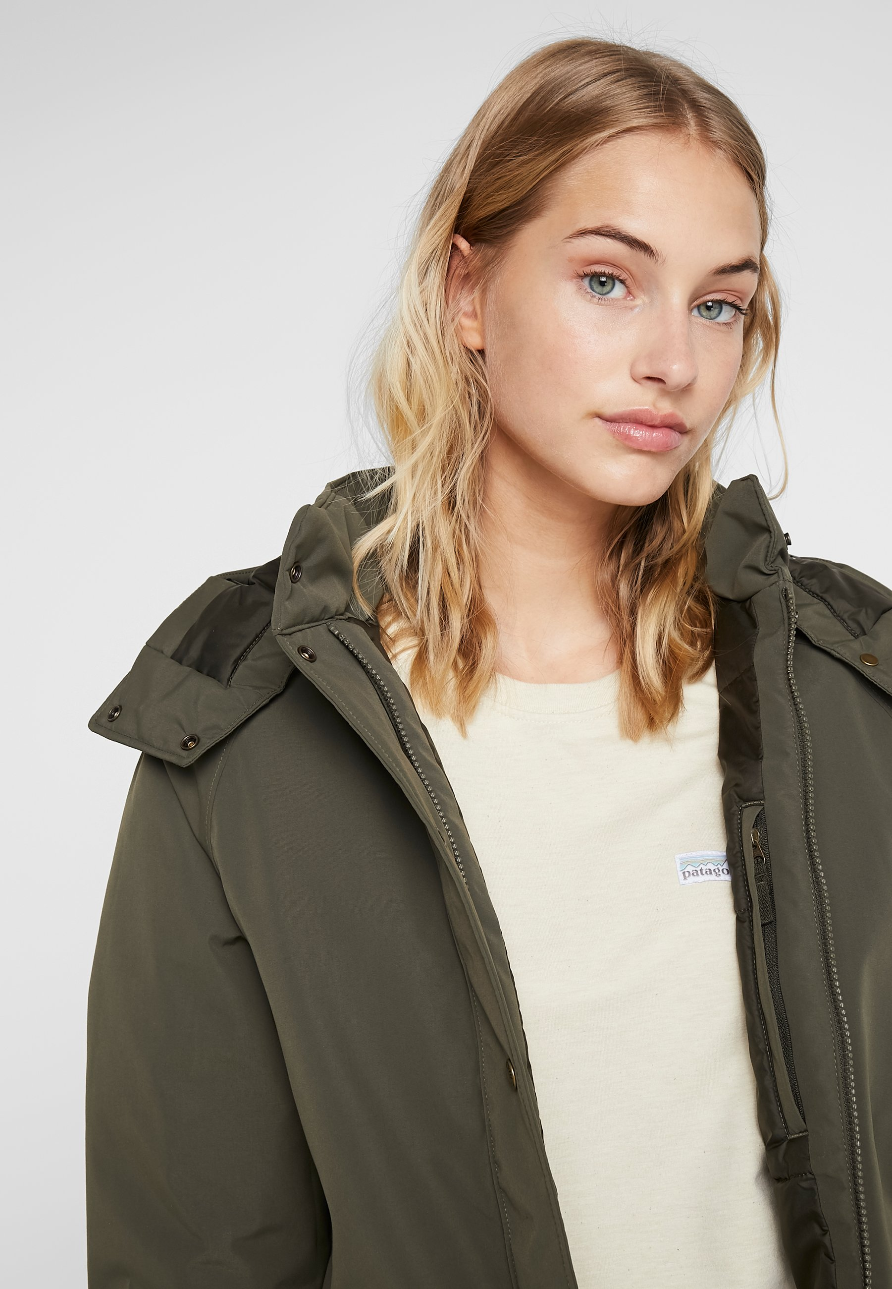 The North Face Insulated Arctic Mountain Jacket Parka