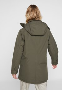 The North Face - INSULATED ARCTIC MOUNTAIN JACKET - Halflange jas - new taupe green - 2