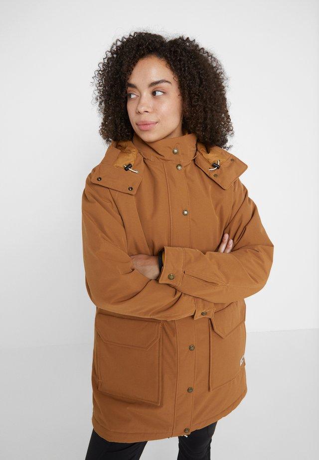 INSULATED ARCTIC MOUNTAIN JACKET - Abrigo corto - chipmunk brown