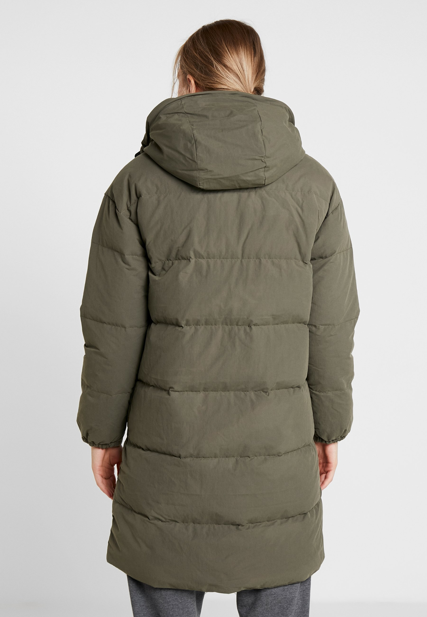 Taupe Long Face JacketDoudoune New Green The North Sierra oedCxrB