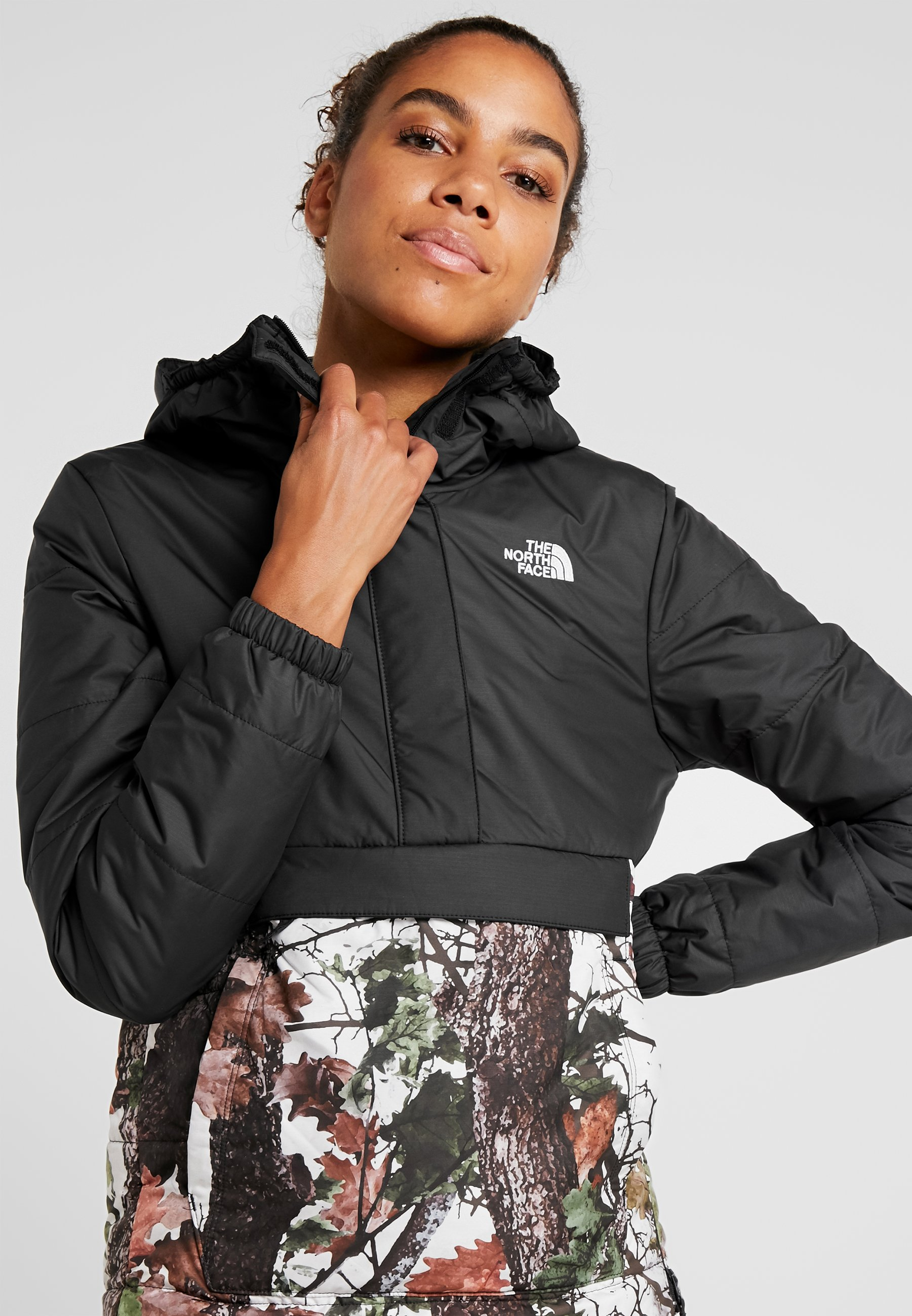 The North Face INSULATED FANORAK - Outdoorjacke black