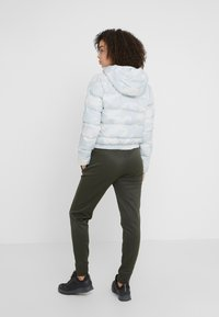 The North Face - HYALITE HOODIE - Dunjacka - white - 3