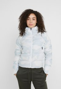The North Face - HYALITE HOODIE - Dunjacka - white - 0