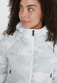 The North Face - HYALITE HOODIE - Dunjacka - white - 6