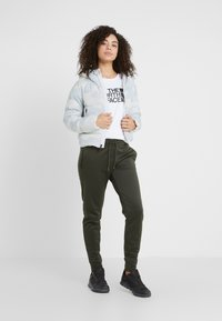 The North Face - HYALITE HOODIE - Dunjacka - white - 2