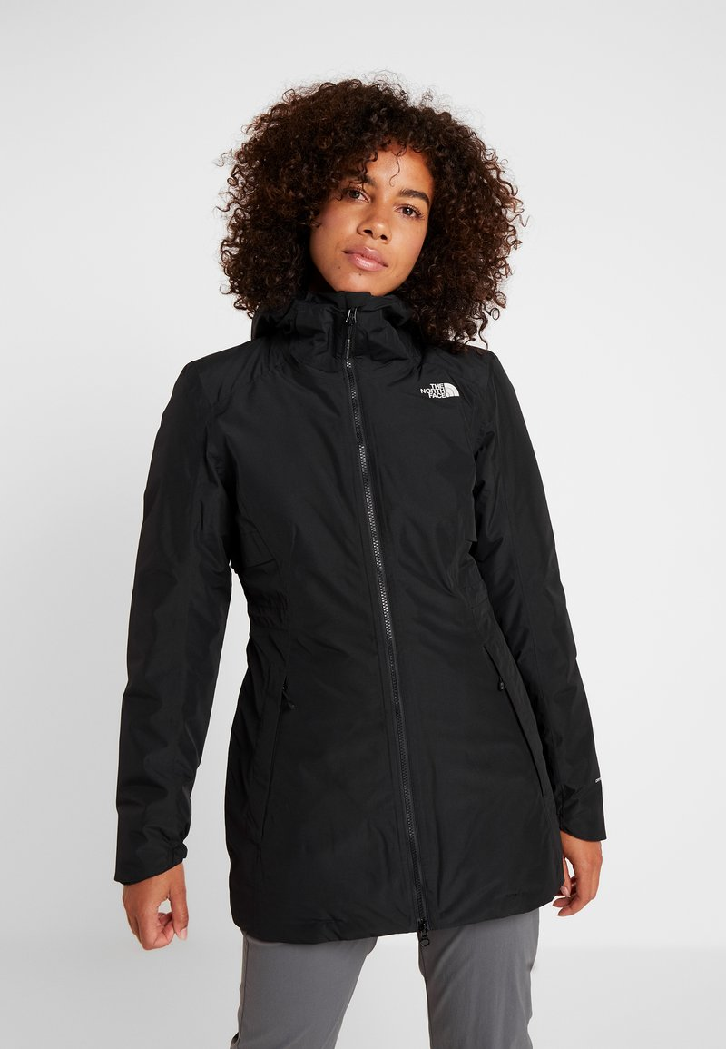 The North Face - HIKESTELLER INSULATED  - Parka - black