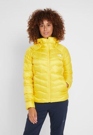 IMPENDOR HOODIE - Dunjacka - vibrant yellow