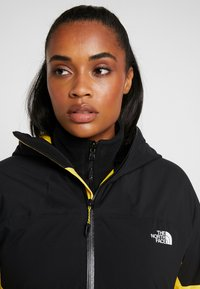 The North Face - IMPENDOR INSULATED JACKET NEW - Ulkoilutakki - vibrant yellow - 3