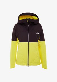 The North Face - IMPENDOR INSULATED JACKET NEW - Ulkoilutakki - vibrant yellow - 7