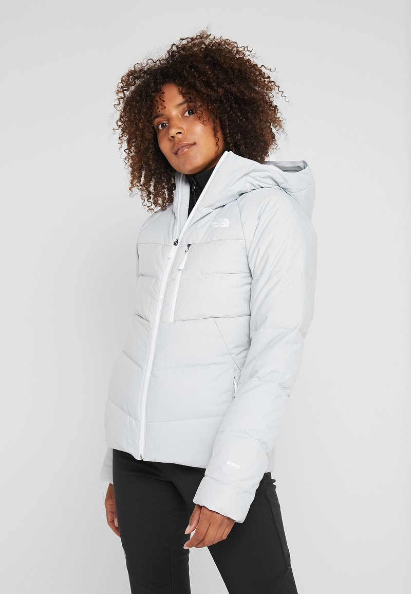 The North Face - HEAVENLY JACKET - Skijakke - high rise grey