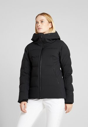 CIRQUE JACKET - Skidjacka - black