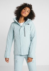 The North Face - GARNER TRICLIMATE JACKET 2-IN-1 - Giacca hard shell - cloud blue - 0