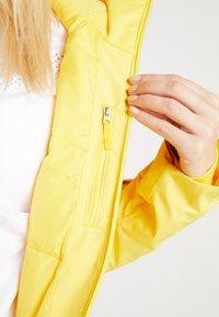 The North Face - DESCENDIT JACKET - Ski jas - vibrant yellow - 5