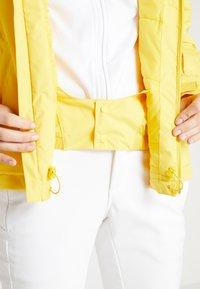 The North Face - DESCENDIT JACKET - Ski jas - vibrant yellow - 4