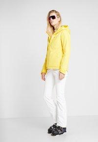 The North Face - DESCENDIT JACKET - Ski jas - vibrant yellow - 1