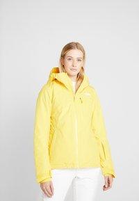 The North Face - DESCENDIT JACKET - Ski jas - vibrant yellow - 0