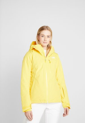 DESCENDIT JACKET - Ski jacket - vibrant yellow