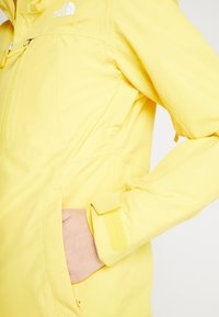 The North Face - DESCENDIT JACKET - Ski jas - vibrant yellow - 7