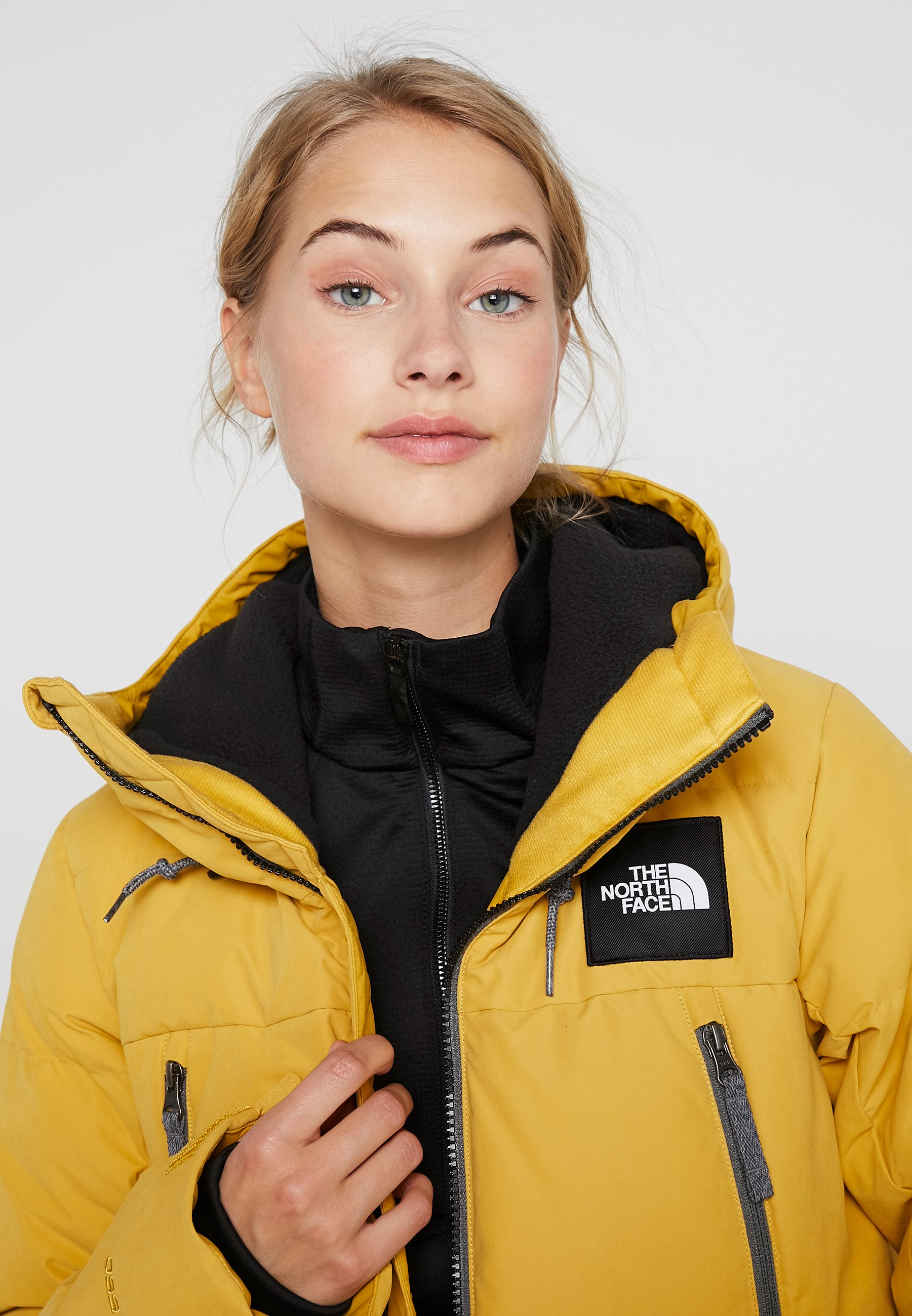 The North Face PALLIE JACKET - Kurtka narciarska - golden spice
