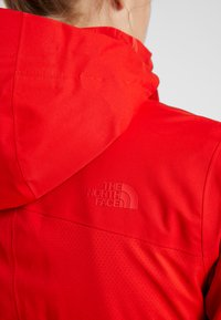 The North Face - LENADO JACKET - Skijakke - fiery red - 9