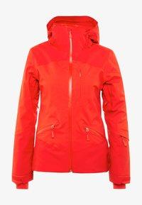 The North Face - LENADO JACKET - Skidjacka - fiery red - 8