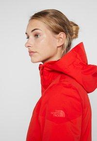 The North Face - LENADO JACKET - Skijakke - fiery red - 4