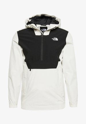 WOMEN'S WATERPROOF FANORAK - Windjack - vintage white