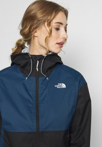 The North Face - WOMENS FARSIDE JACKET - Hardshelljacke - blue wing teal - 5