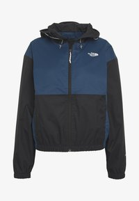 The North Face - WOMENS FARSIDE JACKET - Hardshelljacke - blue wing teal - 4