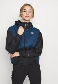 The North Face - WOMENS FARSIDE JACKET - Hardshelljacke - blue wing teal - 0