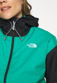 The North Face - WOMENS FARSIDE JACKET - Hardshell jacket - jaiden green - 3