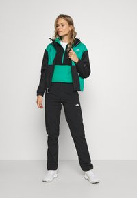 The North Face - WOMENS FARSIDE JACKET - Hardshell jacket - jaiden green - 1