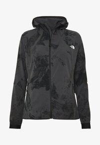 The North Face - WOMENS VARUNA JACKET WITH PRINT - Veste coupe-vent - grey - 4